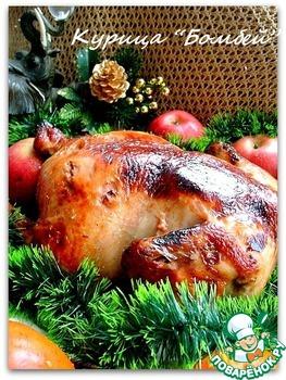 фото: Курица в духовке