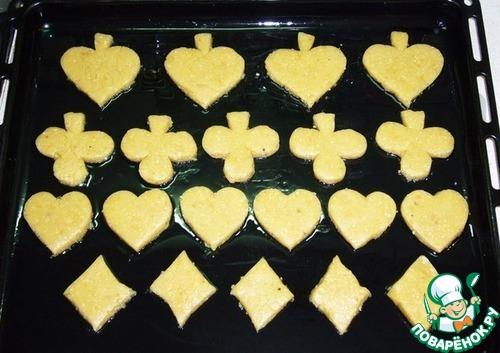Печенье своими руками в формах
