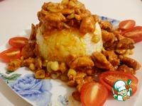 Курица с арахисом по-китайски ингредиенты