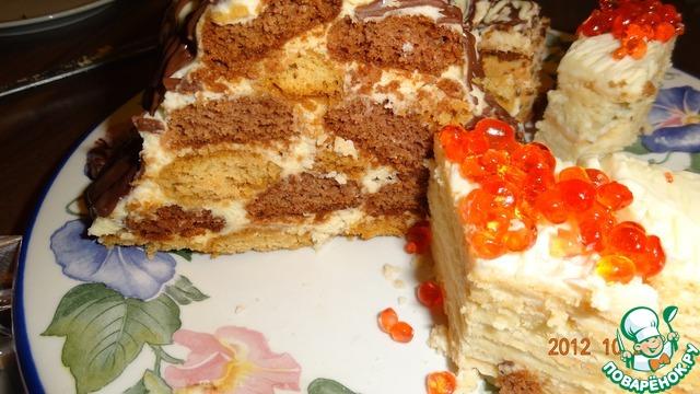 Торт долголетие фото
