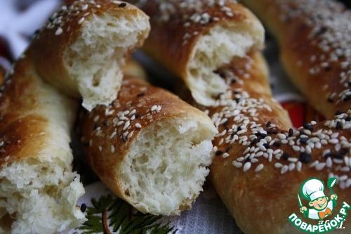Иерусалимский бейгель – кулинарный рецепт