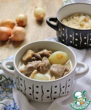 Рецепт Бланкет из телятины