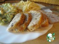Фаршированные куриные окорока ингредиенты