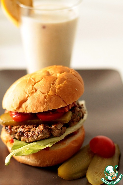 Женский гамбургер из влагалища фото фото 284-215