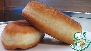 Рецепт Жареные пирожки с рыбой и рисом