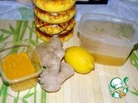 Имбирный лимонад ингредиенты