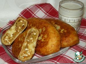 Рецепт Быстрые пирожки на кефире
