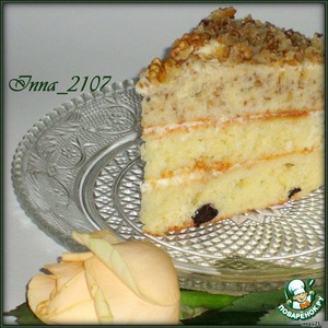 Рецепт Министерский торт