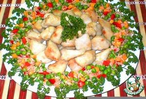 Рецепт Свиной карбонад из... куриного филе