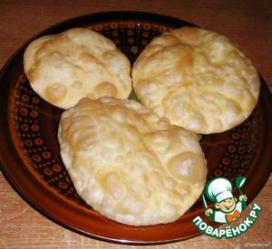 Рецепт Пури - воздушные индийские хрустящие шарики