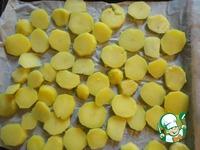 """Картофель с соевым соусом """"Раз и готово"""" ингредиенты"""