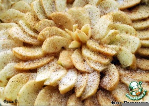 Рецепт Французский тарт с яблоками
