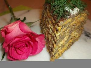 Liver cake No. 41