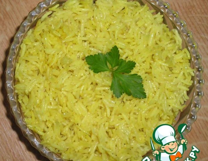 Как приготовить рис по индийски