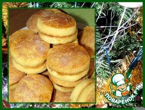 Рецепт Шведское печенье Julkuchen
