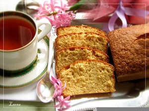 Рецепт Фунтовый кекс - Pound Cake