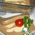"""Паштет """"Нежность""""  с сыром"""