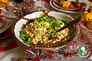 Рецепт Пражский салат