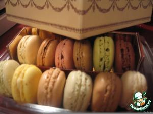 Рецепт Французский Макарон - French macarons