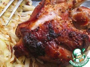 как вкусно приготовить лопатку свиную в духовке