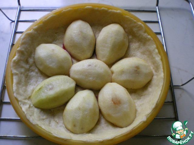Рецепт из груши и творога рецепт с пошагово
