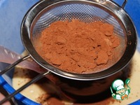 Классический кекс ингредиенты