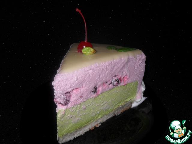Торт сакура рецепт с фото пошагово