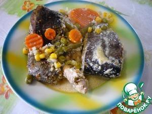 Рецепт Рыба по-северонорвежски в мультиварке