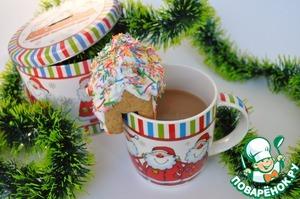 Рецепт Шоколадное молоко от Санта-Клауса