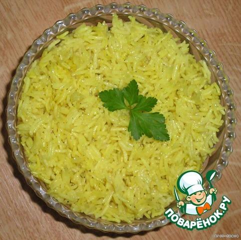 рецепт приготовления риса для гарнира