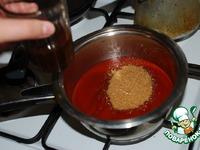 Соус барбекю ингредиенты