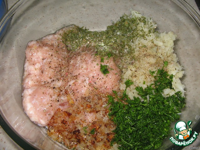 котлеты из цветной капусты в духовке рецепты с фото