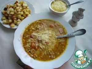 Рецепт Тосканский суп