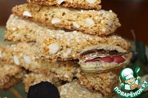 Рецепт Итальянское печенье бискотти