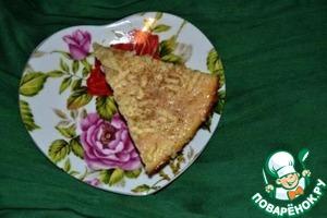 Рецепт Быстрый творожный пирог