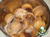 Пряники мягкие медовые ингредиенты