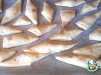 Слоеное сахарное печенье ингредиенты