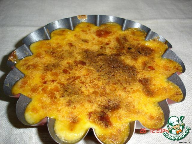 Флан яичный рецепт с фото пошагово как приготовить #6