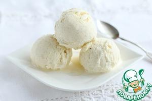 Рецепт Ванильное мороженое «Самое»