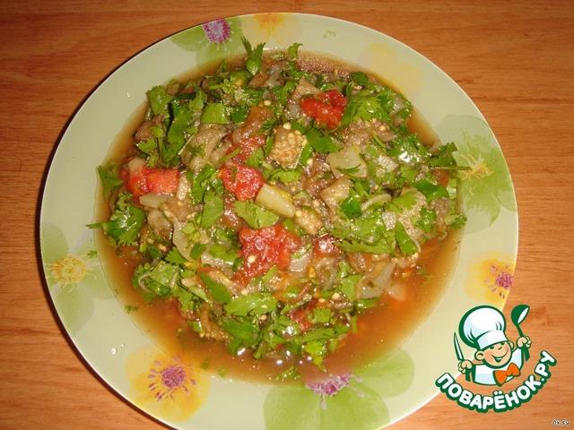 Какой салат приготовить к шашлыку