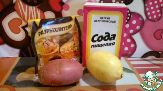 пищевая сода против жира на животе