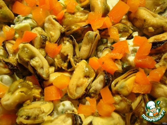 рецепты маринованные морепродукты
