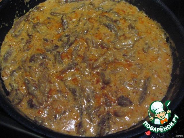 Подлива из индейки рецепт с фото пошагово