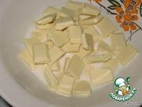 Пасха с белым шоколадом ингредиенты