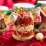 Орехи и сухофрукты в меду «Презент 2»