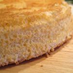 Как испечь равномерно бисквит