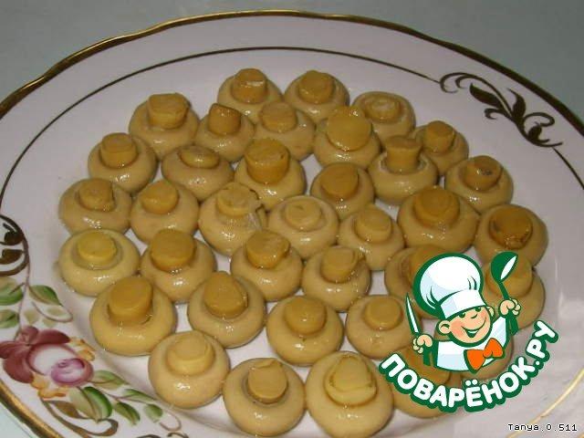 Салат грибная поляна классический: пошаговый рецепт с фото.