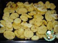 Картофель, запеченный в духовке ингредиенты
