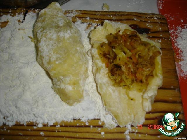 картопляники з капустою рецепт фото пошагово