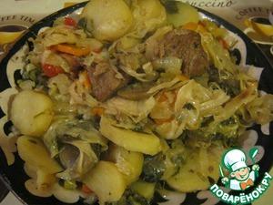 Рецепт Домляма по-узбекски